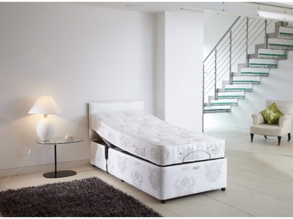 Electro relaxer memory mattress