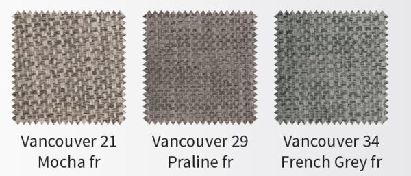 Vancouver Standard colours