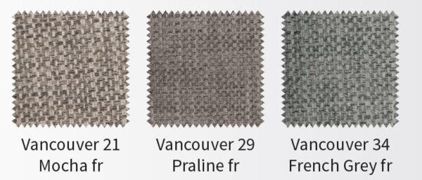 Standard cover range