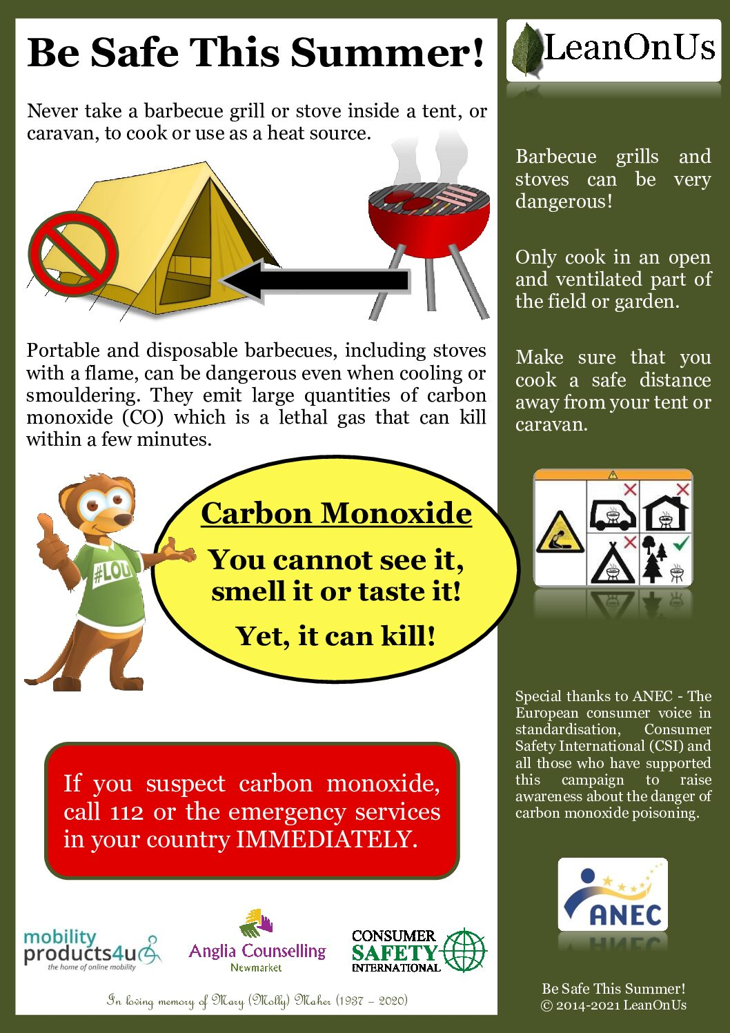 Don't Let Your BBQ Put Your Health at Risk