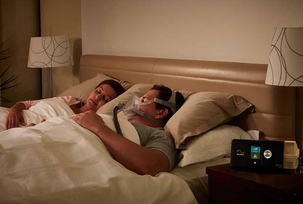 Problems for Sleep Apnoea Sufferers!